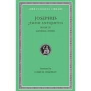 Jewish Antiquities, Volume IX: Book 20 (Josephus Flavius)(Cartonat) (9780674995024)