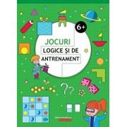 Jocuri logice si de antrenament (6 ani +)/Ballon Media