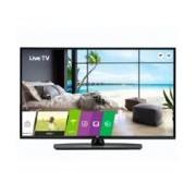 TELEVISOR HOTELERO 43 PLG, UHD, COMPATIBLE CON PRO:CENTRIC, PRO IDIOM, WEB OS 4.0, USB CLONING, CONEXIONES HDMI (2) USB (2)