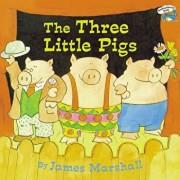 The Three Little Pigs, Hardcover/James Marshall
