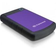 Портативен външен диск Transcend StoreJet 25H3 2TB, Purple
