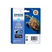 Epson T1575 Cartucho de tinta cian claro