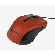 Mouse optic Gembird MUS-101-R - red