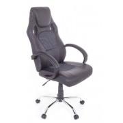 Rocket irodai szék, fekete és grafitszürke, 60023183