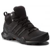 Pantofi adidas - Terrex Swift R2 Mid Gtx GORE-TEX CM7500 Cblack/Cblack/Cblack