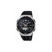 Relógio Masculino Anadigi Casio Aq-S800W-1EVDF - Preto