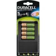 Incarcator Duracell CEF15+ acumulatori AAK4 1300mAh