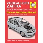 Haynes Manuel d'atelier Haynes Opel / Opel Zafira Essence & Diesel (2005-2009) 4792