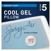 Almohada Spring Air Cool Gel - Muy Firme