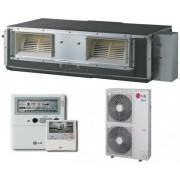 Duct LG 48000 BTU inverter UB48 + UU49W