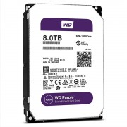 HDD WD Purple Surveillance, 8TB, 5400RPM, SATA 3 (Western Digital)