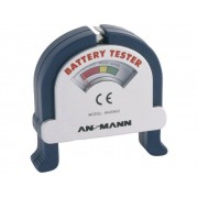Ansmann Batteritestare Check-It Mätområde (batteritestare) 1,2 V, 1,5 V, 3 V, 9 V Batteri, Batteri 4000001-510