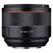 Samyang Objectiva AF 85mm F1.4 EF para Canon