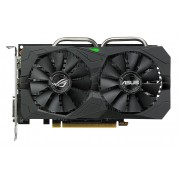 VGA Asus ROG-STRIX-RX560-O4G-GAMING, AMD RX560, 4GB, do 1336MHz, DP, DVI-D, HDMI, 36mj (90YV0AH0-M0NA00)