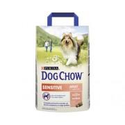Hrana uscata pentru caini Dog Chow Sensitive cu somon, 2,5 kg