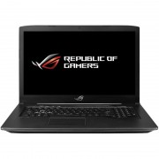 "Laptop Gaming ASUS ROG Strix SCAR Edition GL703GM-EE074 Intel Core i7-8750H 17.3"" Full HD 120Hz 16GB RAM, 1TB + 128GB M.2 SSD, NVIDIA GeForce GTX 1060 6GB, Free DOS, Black"