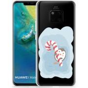 Huawei Mate 20 Pro Hoesje Candy Pinquin