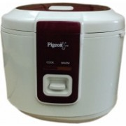 Pigeon 3D Electric Rice Cooker(1.8 L, White)