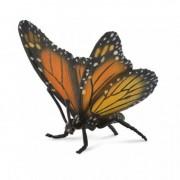 Figurina Fluture Monarh Collecta, 3 ani +