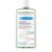 Dermedic Capilarte șampon pentru păr gras impotriva caderii parului 300 ml
