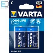 Varta LongLife Power LR14 C (4914) Baby B2 ( 1 db elem )