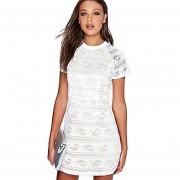 Vestido Casual ZAFUL Blanco