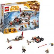 Lego 75215 star wars swoop bikes di cloud-rider