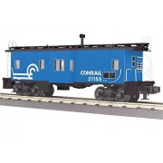 mth Trains; Mikes Train House mth MTH3077298 O-27 Bay Window Caboose NS