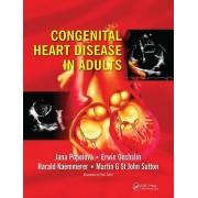 Maladie cardiaque congénitale chez les adultes par Popelova & JanaOechslin & ErwinKaemmerer & HaraldSt. John Sutton et Martin G.
