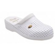 Dr.Scholl'S Div.Footwear Clog Back Guard Bycast Bis Unisex White Backguard Bianco 41