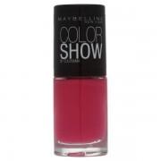 Maybelline 83 Pink Bikini - Vernis À Ongles Colorshow 60 Seconds De Gemey-maybelline