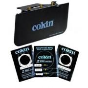 Cokin U999 - kit parasolar Z360, 2 filtre Z-Pro, 3 inele adaptoare