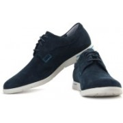 Clarks Denner Motion Corporate Casuals For Men(Navy)