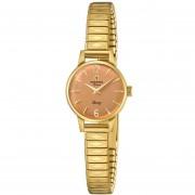 Reloj F20263/2 Dorado Festina Mujer Extra Festina