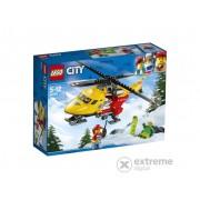LEGO® City Elicopterul ambulanta 60179