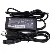 HP 65W Laptop Charger AC/DC Adapter 18.5V 3.5A for HP Elitebook 8440p 8460p 2540p 2560p 2570p 2740p 2760p 6930p ; HP 2000 2000t 2000z