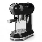 SMEG - Espresso Kaffeemaschine schwarz Serie 50 Jahre