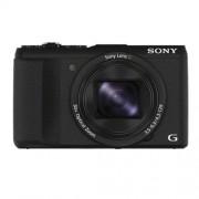 Fotoaparát Sony DSC-HX60V, čierny, 20,4Mpix, 30xOZ, WiFi, GPS