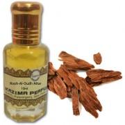 KAZIMA Rooh-Al-Oudh Attar Perfume For Unisex (10ML) - Pure Natural Undiluted (Non-Alcoholic)