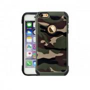 Силиконов калъф за iPhone 6/6s гръб камуфлажен