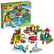 Lego around the world lego 10805