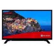 "Toshiba 32WL1A63DG LED TV 32""HD Ready DVB-T2 black Two-pole stand"