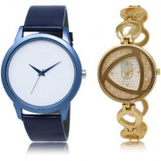 The Shopoholic White Silver Combo New Stylist Latest White And Silver Dial Analog Watch For Boys And Girls Men Watches