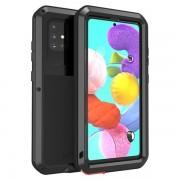 Shockproof Fodral Samsung Galaxy A51 - Svart