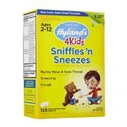 SNIFFLES N SNEEZES 4 KIDS 125 Tabletten