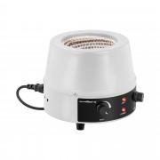 Agitador magnético con manta de calentamiento - para balón de destilación de 500 ml