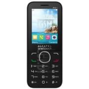 "Telefon Mobil Alcatel 2045X, Ecran TN 2.4"", 3G (Negru) + Cartela SIM Orange PrePay, 6 euro credit, 4 GB internet 4G, 2,000 minute nationale si internationale fix sau SMS nationale din care 300 minute/SMS internationale mobil UE"