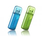 Silicon Power Helios 101 USB 2.0 4GB kék pen drive