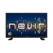 "Nevir Tv nevir 24"" led hd ready/ nvr-7431-24rd-n hdmi/ usb-r/ negro incluye adaptador de coche"