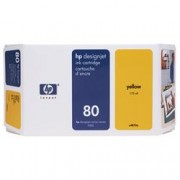 ORIGINAL HP Cartuccia d'inchiostro giallo C4848A 80 350ml alta capacitÃ